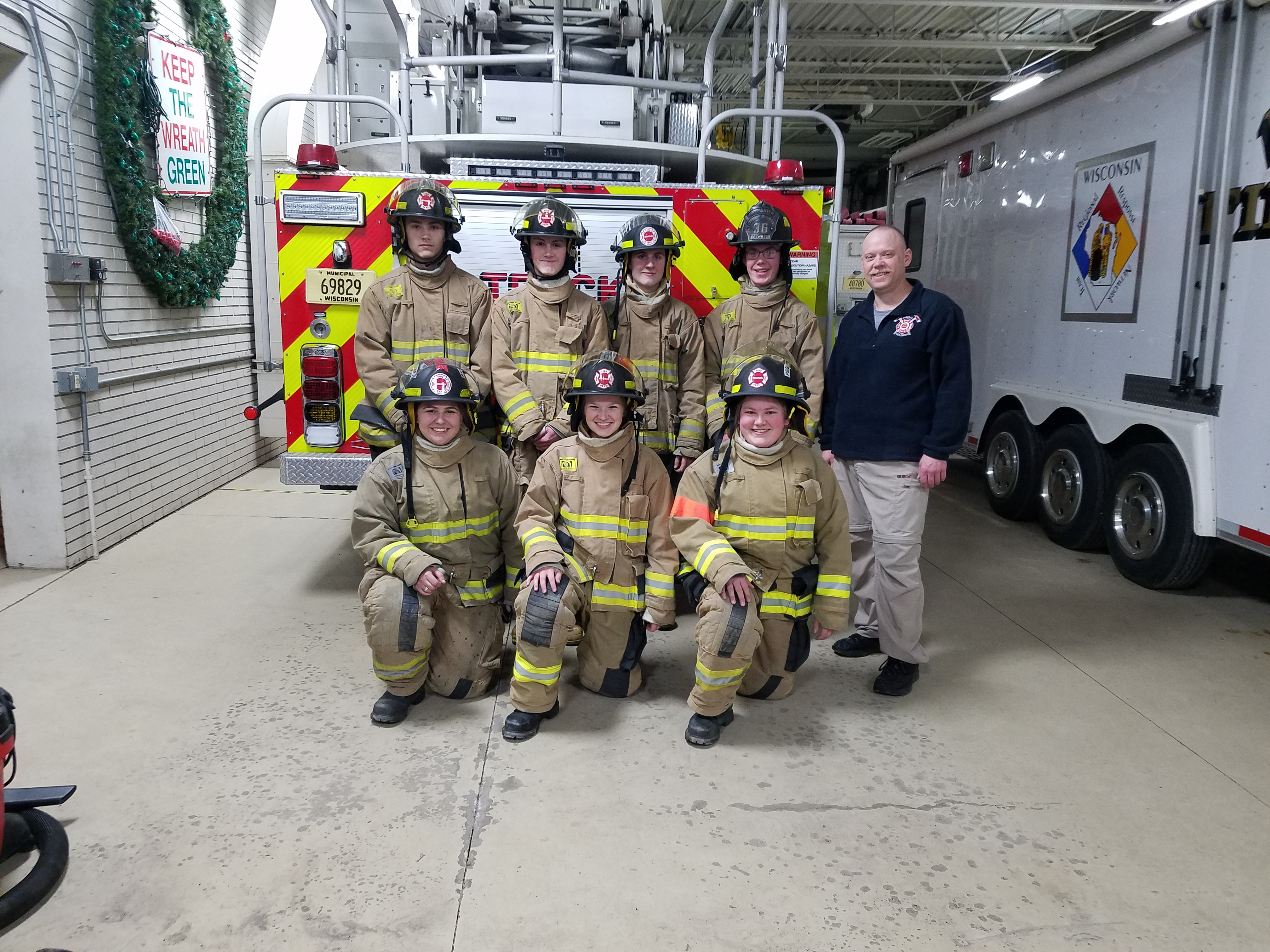 Explorer group with Truck 1