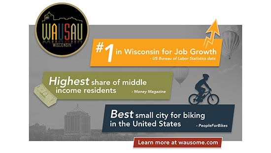 Visit Wausau Development