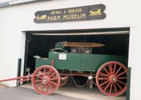 Antique Farm Machinery Museum